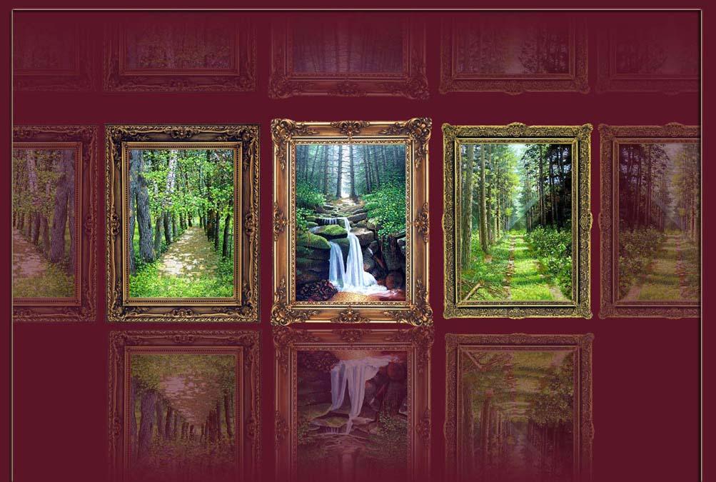 выставка картин живописи художника